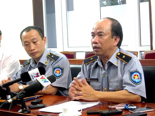 Ông Nguyễn Văn Trung- Phó cục trưởng Cục Kiểm ngư (Tổng cục thủy sản, Bộ NN-PTNT)