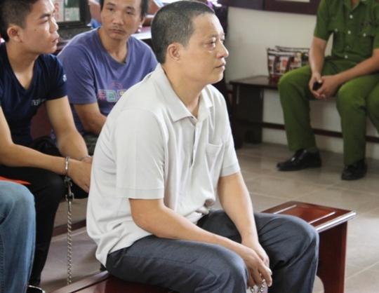 Vô cớ đâm chết người Phạm Hữu Vinh đã lĩnh án Chung thân