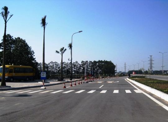 Trạm kiểm tra tải trọng lưu động ở Thanh Hóa bị hư hỏng nặng