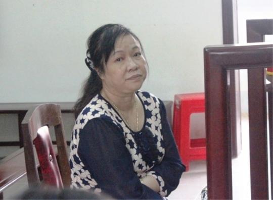 Nguyễn Thanh Phương vợ của trùm buôn lậu xăng dầu Sơn sắt