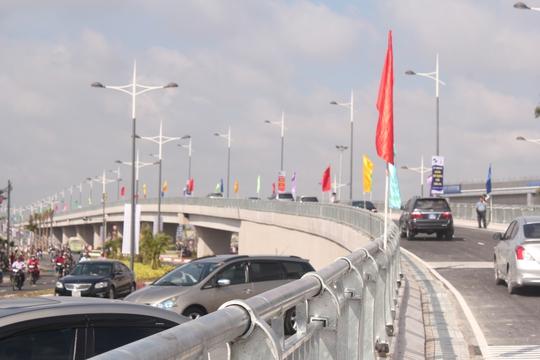 Cầu Hóa An mới được coi là điểm nối giao thông quan trọng giữa Đồng Nai với các tỉnh Bình Dương, Tây Ninh, TP HCM...