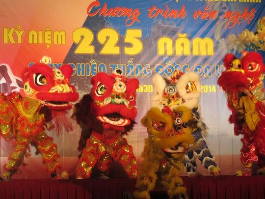 Lễ hội Đống Đa tổ chức hằng năm được CNVC-LĐ mong đợi