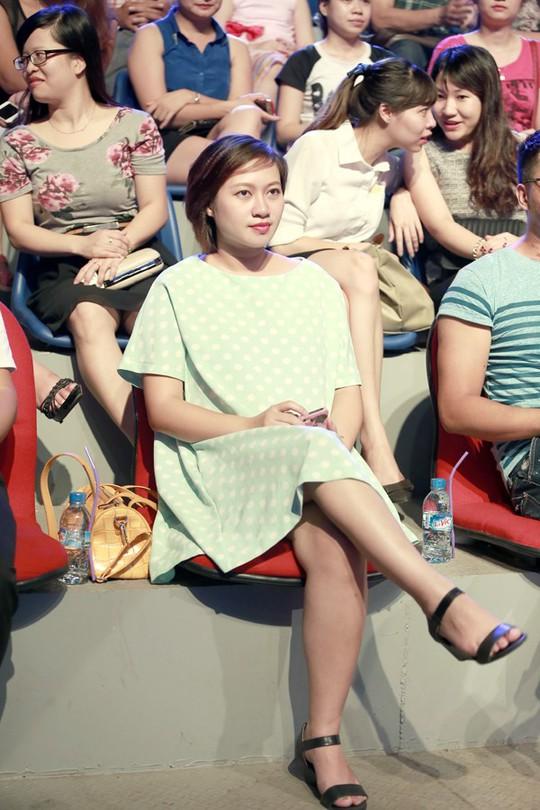 Ca sĩ Khánh Linh dành nhiều lời khen cho thí sinh