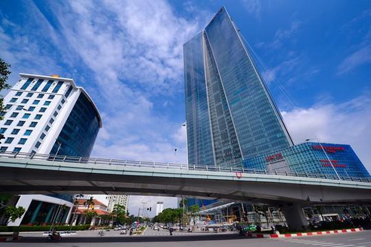 Lotte Center Hà Nội mới khánh thành được gần 1 tháng. Ảnh: Tuấn Mark