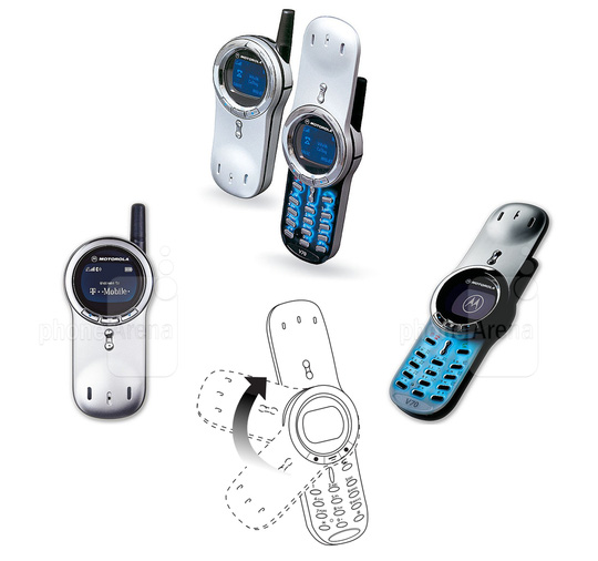 """Những mẫu điện thoại """"kỳ lạ"""" của Motorola"""