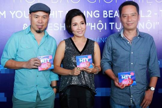 Nhạc sĩ Huy Tuấn, ca sĩ Mỹ Linh và nhạc sĩ Anh Quân rất quan tâm đỡ đầu những tài năng trẻ