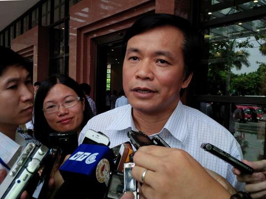 Chủ nhiệm Văn phòng Quốc hội Nguyễn Hạnh Phúc cho biết nhiều đại biểu Quốc hội mong muốn Thủ tướng trả lời chất vấn về vấn đề Biển Đông