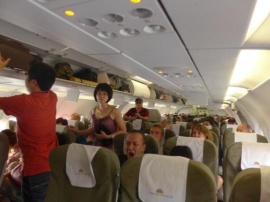 Mệnh giá mỗi cổ phần của Vietnam Airlines là 10.000 đồng