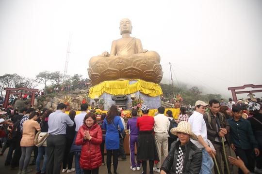 Phật Hoàng Trần Nhân Tông là người sáng lập ra thiền phái Trúc Lâm Yên Tử nối tiếng