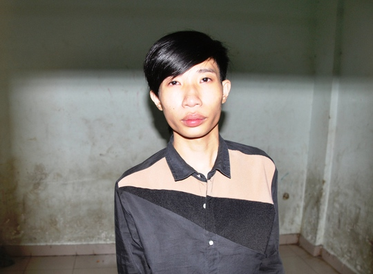 và Phạm Phước Thông tại công an.