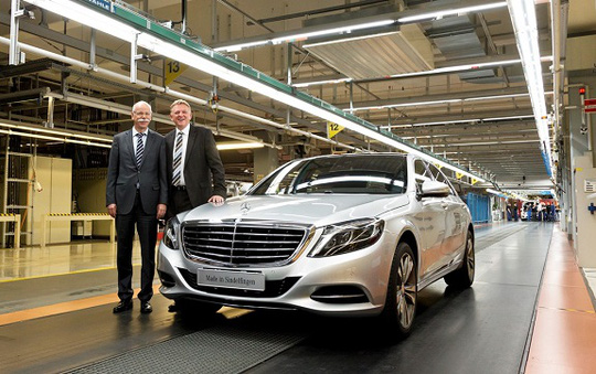 Việt Nam là thị trường tăng trưởng nhanh nhất châu Á của Mercedes-Benz