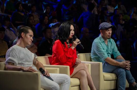 Thanh Lam luôn bị nhạc sĩ Huy Tuấn phản bác ý kiến