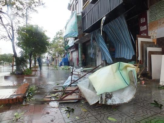 Nhờ tích cực, chủ động phòng tránh, Quảng Ninh đã giảm thiểu tối đa thiệt hại do bão Thần Sấm gây ra