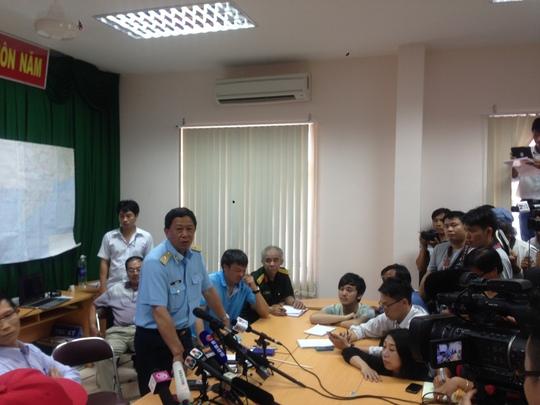 Thiếu tướng Đỗ Minh Tuấn khẳng định vật thể do vệ tinh Mỹ phát hiện không phải là vật thể rơi ra từ máy bay Malaysia mất tích