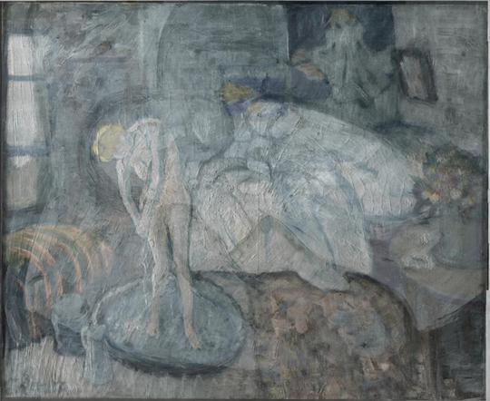 Phát hiện điều bí ẩn trong một bức tranh của Picasso