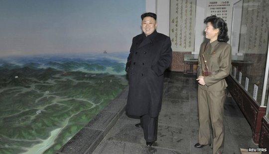 Bức thư được gửi theo yêu cầu đặc biệt của nhà lãnh đạo Kim Jong-un. Ảnh: Reuters