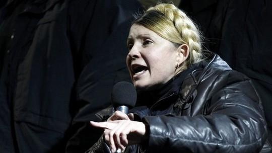 Bà Yulia Tymoshenko khẳng định Ukraine sẽ sớm