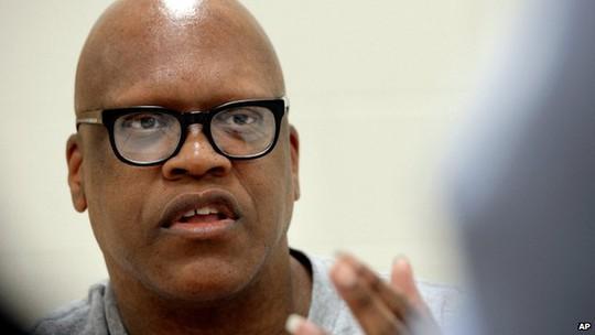 Leon Brown, 46 tuổi. Ảnh: AP