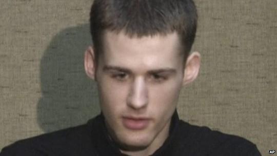 Matthew Miller bị kết án 6 năm tù khổ sai. Ảnh: AP