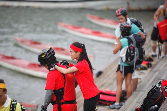 Cuộc đua kỳ thú 2014 mở màn ấn tượng