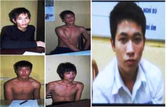 Nhóm đối tượng cướp tiệm vàng bị bắt tạm giam 4 tháng để phục vụ điều tra