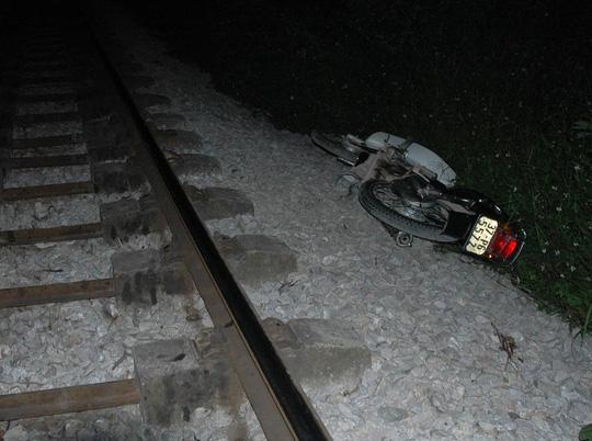 Hiện trường vụ tai nạn khiến 3 người thương vong. Ảnh: Phê Nguyễn.