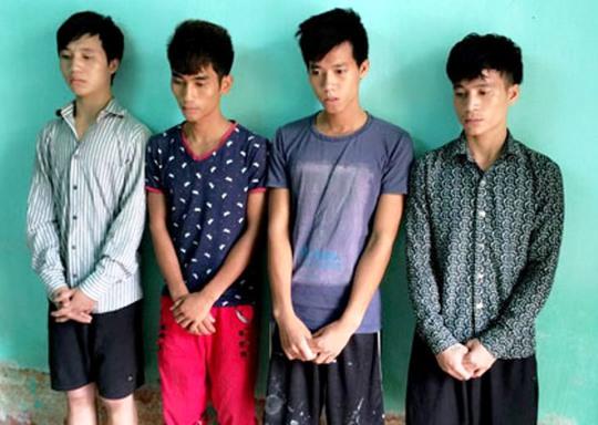 Nhóm thanh niên 9X nhậu say đánh Trưởng công an xã Minh Lộc trọng thương
