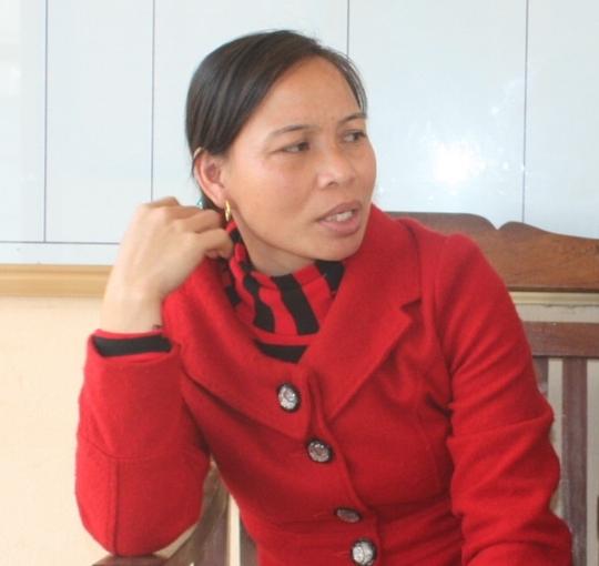 Lê Thị Thanh người cầm đầu nhóm đánh ghen chị Y.