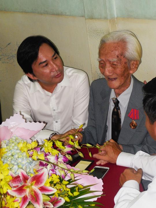 NSND Viễn Châu được nhà nước vinh danh