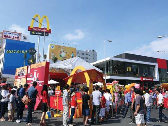 Thời điểm mới xuất hiện, McDonald's khiến giới trẻ phát cuồng