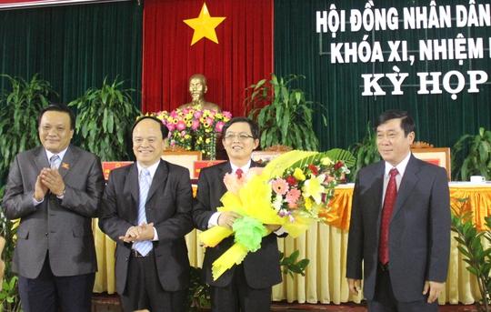 Bình Định có chủ tịch tỉnh mới
