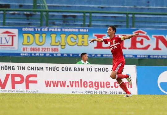 Vòng 11 V-League: Nỗi đau thêm dài của Đồng Tâm Long An