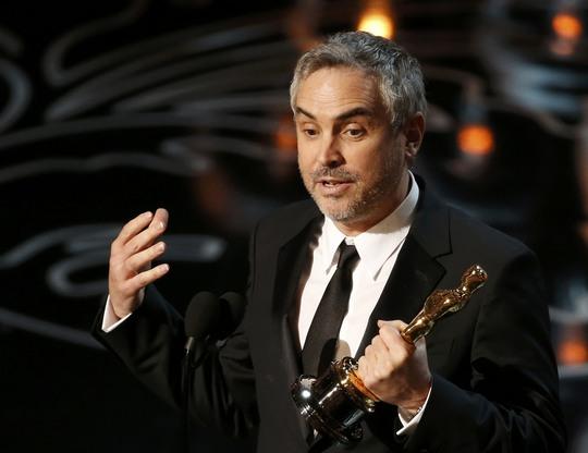 Đạo diễn xuất sắc nhất Oscar 2014 phát biểu nhận giải