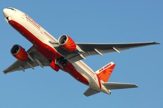 Một chiếc Boeing 777 của hãng hàng không Air India. Ảnh: Ibtimes.com