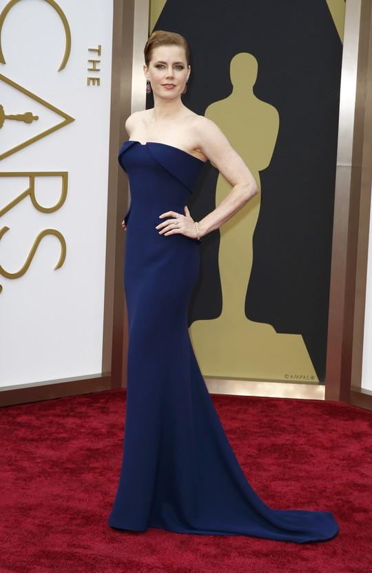Amy Adams, đề cử Nữ diễn viên chính xuất sắc nhất phim American Hustle