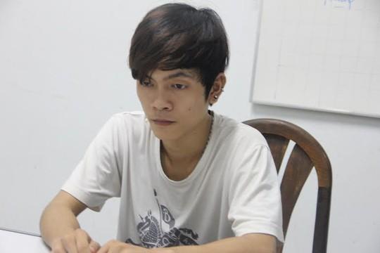 Hung thủ Lê Huỳnh Sang