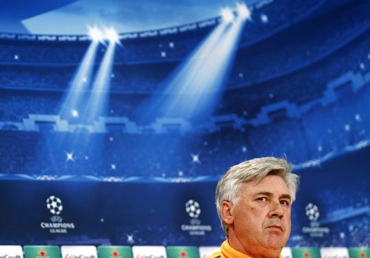 HLV Ancelotti sẽ không chơi phòng ngự thụ động