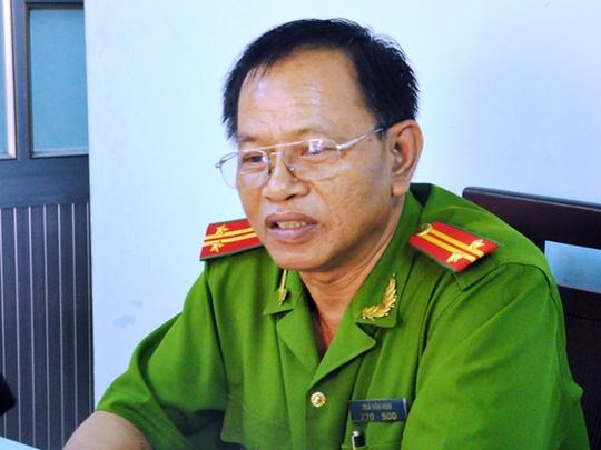 Trung tá Trà Văn Hon - Đội trưởng Đội điều tra TP về TTXH Công an huyện Củ Chi cho biết đang phối hợp với các đơn vị nghiệp vụ khẩn trương điều tra làm rõ vụ việc nghiêm trọng này.
