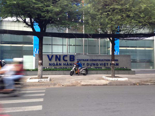 Trụ sở ngân hàng Xây dựng