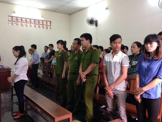 Phiên tòa xử bị cáo Hồ Ngọc Nhờ sáng 30-5