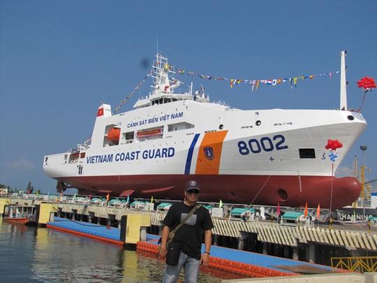 Tàu Cảnh sát biển đa năng 8002 là dạng tàu có thiết kế tiên tiến, hiện đại đáp ứng đầy đủ các tiêu chuẩn quốc tế.