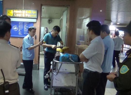 Quan điểm giữa an ninh hàng không và hải quan sân bay khác nhau về xử lý hàng thất lạc tại sân bay