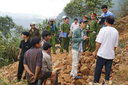 Cơ quan chức năng tỉnh Quảng Nam nhiều lần truy quét nhưng nạn khai thác vàng trái phép vẫn luôn tiếp diễn