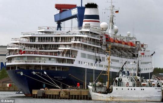 Gia đình nạn nhân cho rằng tàu Marco Polo không được bảo dưỡng tốt. Ảnh: Alamy