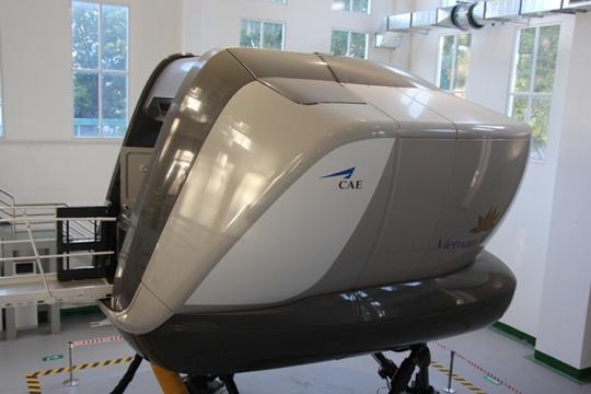Chuyến bay thử nghiệm ngày 4-9 được thực hiện trên buồng lái giả định của loại máy bay A321