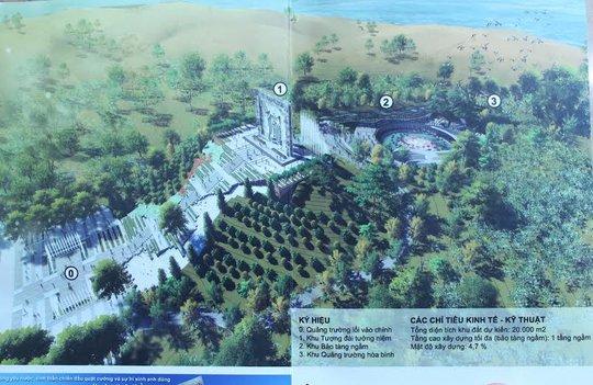 Hình ảnh đồ án chủ đề Hành trình khát vọng của Trung tâm nghiên cứu kiến trúc TP HCM