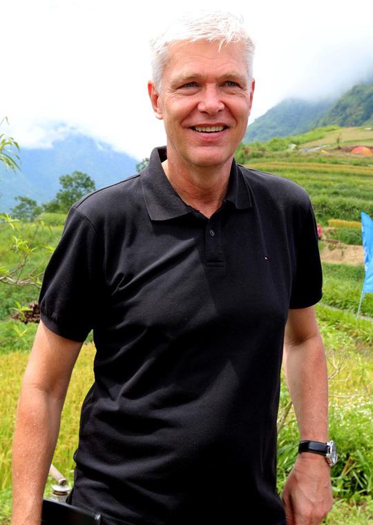 Đại sứ Đan Mạch John Nielsen sẽ tham gia cuộc đua ở cự ly 21 km,