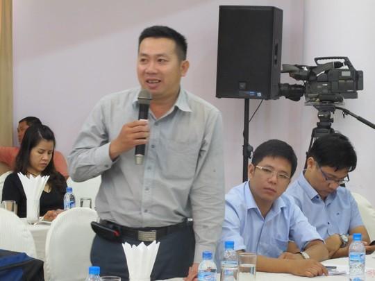 Phóng viên Hoàng Dũng-Báo Người Lao Động, tâm sự về quá trình tác nghiệp tại khu vực giàn khoan Hải Dương 981 mà Trung Quốc hạ đặt trái phép trên vùng biển chủ quyền của Việt Nam tại quần đảo Hoàng Sa.