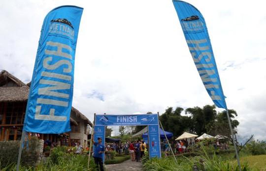Các vận động viên sẽ xuất phát và về đích giữa núi rừng Sa Pa tuyệt đẹp