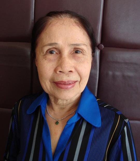 Nghệ sĩ Ánh Hoa và hơn 50 năm 'hóa lão'
